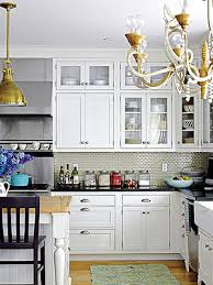 backsplash ideas for kitchen with white cabinets kitchen backsplash ideas