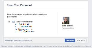 Facebook Chat Meme Codes - how to recover your facebook account when you can no longer log in
