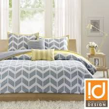 Dahlia 5 Piece Comforter And by Gray And Yellow Love Bryan Keith Bedding Tango 9 Piece Comforter