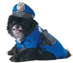 amazon com rubie u0027s police dog pet costume medium walkie