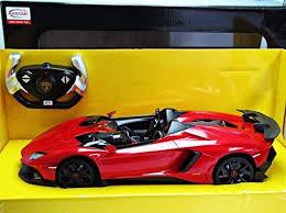 lamborghini aventador race car lamborghini aventador j rastar supercar 1 12 rc car sport