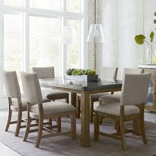 stainless steel dining room table lightandwiregallery com
