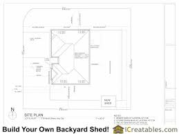 draw a plot plan of your house icreatables com