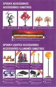 halloween village accessories lemax spooky town michaels catalogs u2013 spookyvillages com