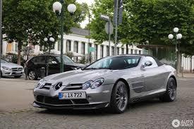 Slr 722 Interior Exotic Car Spots Worldwide U0026 Hourly Updated U2022 Autogespot