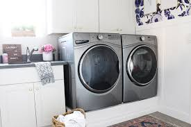 park home reno laundry room makeover classy clutter