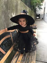 rockin witch costume child 2016 summer style black 3 tiered skirt belly tribal gypsy ruffle