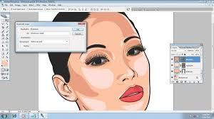 vector skin tone tutorial decorative vexel art tutorial part 1 advanced photoshop free