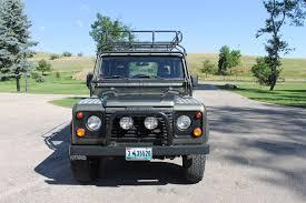 defender land rover 1997 1997 land rover defender 90 nas 65k original miles like new