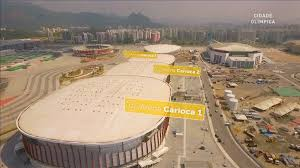 Rio Olympic Venues Now Rio 2016 City Hall Releases Computer Generated Video Of How