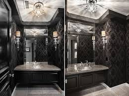 hot summer trend 25 dashing powder rooms with tropical flair powder room free online home decor austroplast me