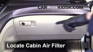 honda accord cabin air filter replacement cabin filter replacement acura tl 2009 2014 2012 acura tl 3 5l v6