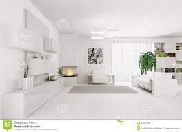 weisse wohnzimmer weißes wohnzimmer innen 3d lizenzfreie stockfotos bild 34707238