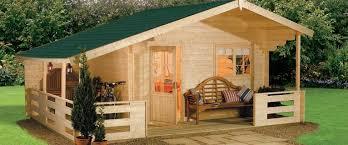 Tiny Cabins Kits | hgc log cabin kits