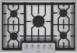kitchen best 36 gas cooktops at us appliance regarding bosch 5