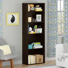 Bookshelf Makeover Ideas Bookshelf Makeover Before After Erin Spain And Heres A Little Side