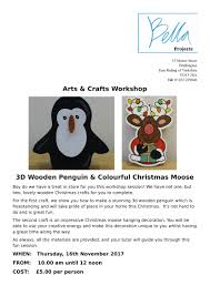 bella projects arts and crafts workshops in bridlington