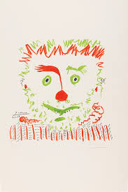 picasso pablo after le clown prints sotheby u0027s