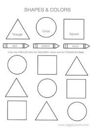 printable worksheet for 3 year olds tasty 3 year old preschool worksheets shapes colors printable