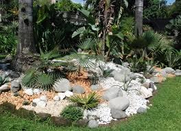 classy rock garden ideas river rock garden ideas to lovely rock