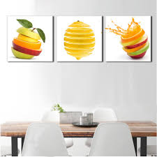 Dining Room Wall Art Decor by Online Get Cheap Dining Room Wall Art Fruits Aliexpress Com