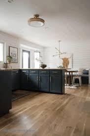 classy kitchens with dark wood cabinets gray island breakfast bar