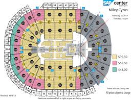 miley cyrus bangerz tour seating chart u2013 images free download
