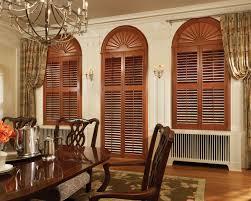 Kitchen Window Shutters Interior Basswood Shutters