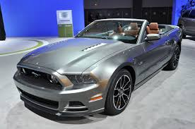 photo gallery 2013 ford mustang gt at the l a auto show
