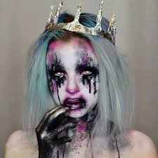 zombie prom queen make up pinterest zombie prom queen