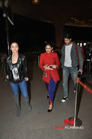 sidharth malhotra and alia bhatt snapped as they depart for new