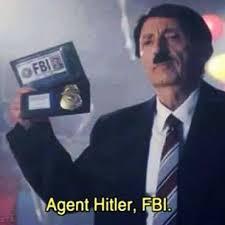 agent hitler fbi memes