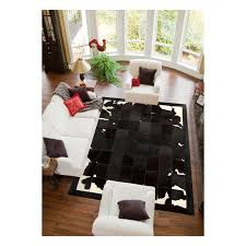 Cowhide Rug Patchwork Patchwork Cowhide Rug K 1701 Country Chic Fur Home