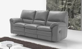 canap relax 3 places cuir canapé relax 3 places electrique luxe canap cuir relax electrique 3