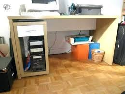 sous le bureau meuble sous bureau ikea rangement sous bureau etagere lit