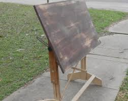 Architects Drafting Table Drafting Table Etsy