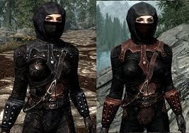 Skyrim Halloween Costume Dark Brotherhood Silent Skyrim Nexus Mods Community