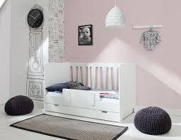 étagère murale chambre bébé pinio moon 4 meubles lit 140x70 commode 2 tiroirs armoire 3