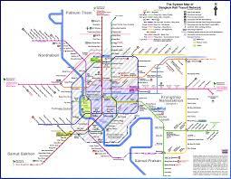 Map Of International Airports Detail Bangkok Map For Travelers Guide Bangkok City Bts Skytrain