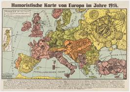 World War 1 Map Of Europe by Wwi Timeline World War One