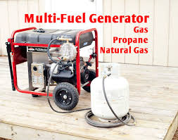 multi fuel generator gas propane ng 12 steps with pictures