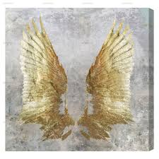 Angel Wings Home Decor by My Golden Wings U2014 Oliver Gal