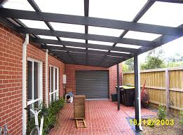 Pergola Roofing Ideas by From Colorbond To Polycarbonate Laserlite To A Tiled Flat Roof