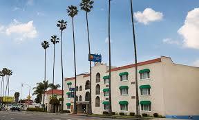 Comfort Inn On The Beach Santa Monica Hotel Comfort Inn Near The Pier