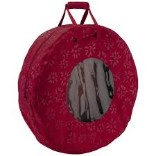 premium artificial rolling tree storage bag for trees up to 9 ft