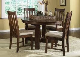 Wood Kitchen Tables by Casual Dining Sets Home Office Furniture Kitchen Contemporary