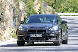 Porsche Cayenne Coupe - spied is this shortened panamera a prototype for a porsche 928