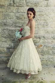 top 40 most loved tea length wedding dresses deer pearl flowers