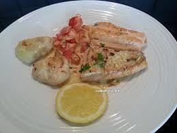 cuisiner des joues de lotte recette de joues de lotte petit filet de saumon partagé en 2