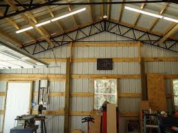 How To Build A Lean To On A Pole Barn Armour Metals Pole Barns Metal Roofing And Pole Barns
